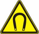 Внимание. Магнитное поле - W 13