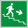 Направление к эвакуацинного по лестнице вниз - E 13