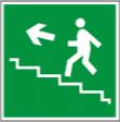 Направление к эвакуацинного по лестнице вверх - E 16